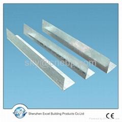wall angle wall beam