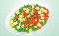 pop canned mixed vegetables