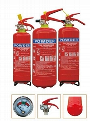 fire extinguisher powder
