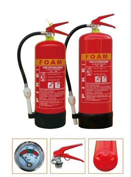 Foam Fire Extinguisher 1