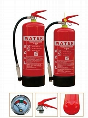 Fire Extinguisher , Water