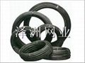 black iron wire 4