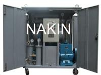 Series ZY Single stage vacuum insulating oil purifier 2