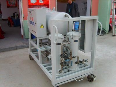 Series ZY Single stage vacuum insulating oil purifier 3