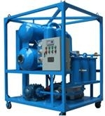 Series ZYD Double-stage vacuum transformer oil purifier
