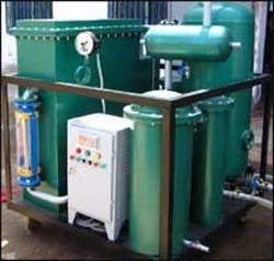 TJ-Fuel oil filtration unit 2