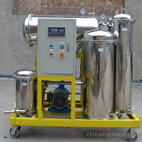 TYA-Lubricating oil purifier/hydraulic oil purification 1
