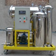 TYA-Lubricating oil purifier/hydraulic oil purification
