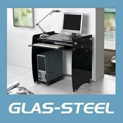2012 Modern Glass Computer Desk