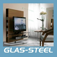 latest living room designs  wood TV Stand