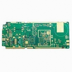 Eight layer ENIG HDI pcb