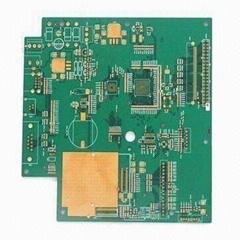 Four layer PCB with 1.2mm Board Thickness/OSP Surface Treatment
