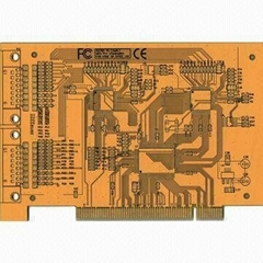 Four layer Gold Fingers PCB