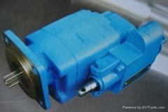 尼桑混凝土搅拌车齿轮泵