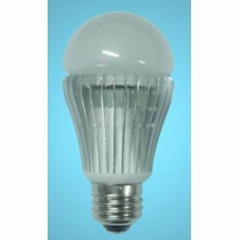 High Efficiency 6W LED Bulb Light