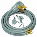 3 Pole,3 Wire,SRDT Range Cords