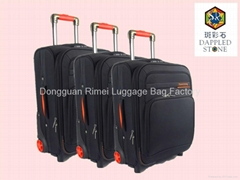 travel trolley luggage and bag