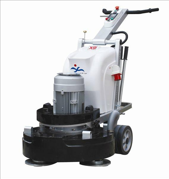 Industrial terrazzo floor grinding machine x1 xy for Floor grinding machine