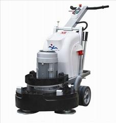 Industrial terrazzo floor grinding machine