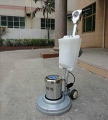 marble and tile floor burnisher and polisher