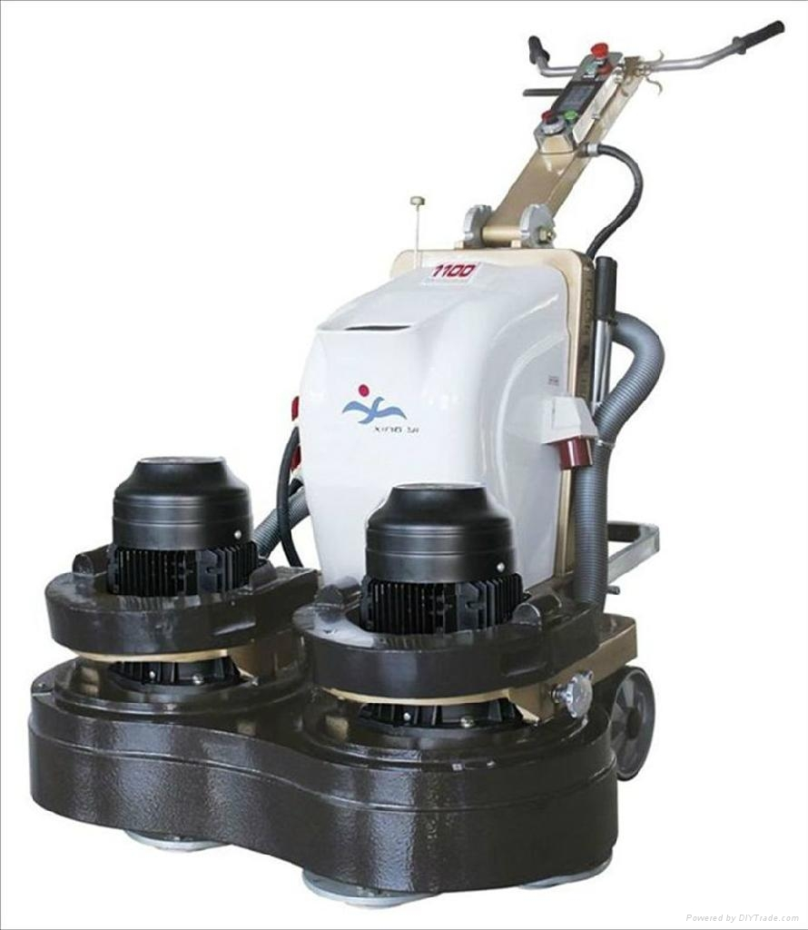 Xy Q1100 Powerful Terrazzo Floor Grinder China Manufacturer