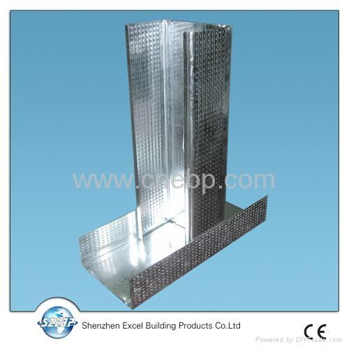 Gypsum Wall Cladding : Steel stud for gypsum board cladding canton excel
