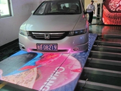 Waterproof Full Color LED Floor for Dancing