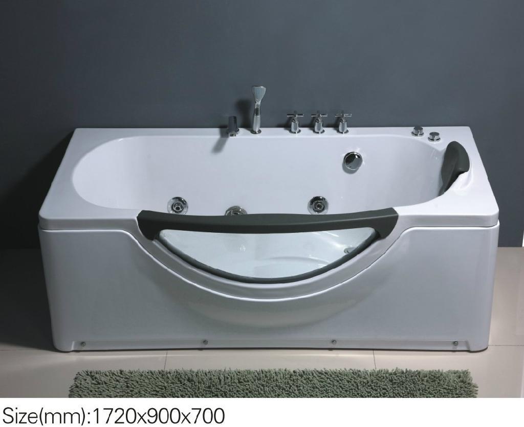 Massage bathtub;cheap massage tub;hydromassage bathtub; - HX-7339 ...