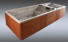 Oversized Leisure Outdoor Tub