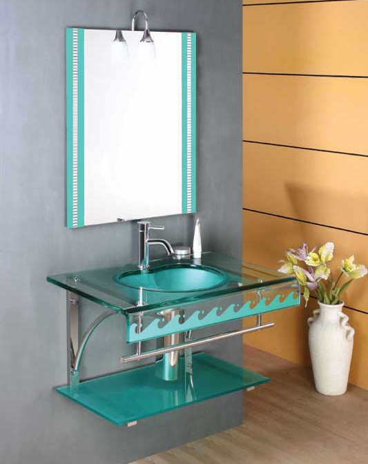 Ordinaire Tempered Glass Basin,glass Sink,glass Bowl, ...