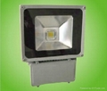 100w 8000-9000lm IP65 square led flood