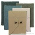 Vintage Envelope Smart Cover&Stand