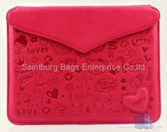 Tablet Sleeve( The Magical Girl)