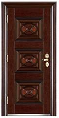 China yongjie steel door(SD-007)Yiwu Office