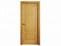 China yongjie solid wood composite door(WPS-100)Yiwu Office