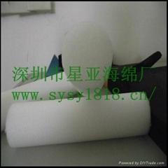 專業生產高密度管道清洗海綿柱