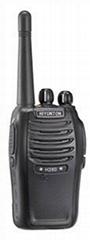 H280 professional radio, walkie talkies