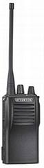 H350 VHF/UHF professional portable two way radio walkie talkies