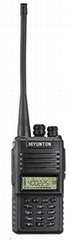 H328 VHF/UHF  professional /handheld two way radio walkie talkies