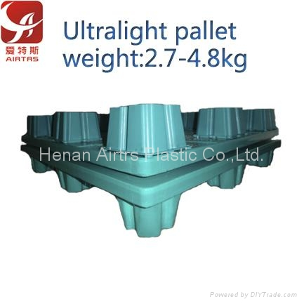 air freight plastic pallets 1