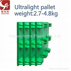 Airtrs lightest pallets for air freight