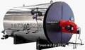 1噸燃氣蒸汽鍋爐