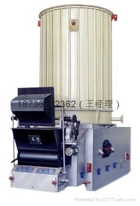 赤峰立式燃煤導熱油爐 1