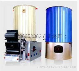 赤峰立式燃煤導熱油爐 2