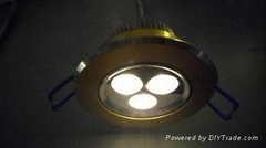 Ceiling LED solar lights