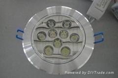 Ceiling LED solar lights