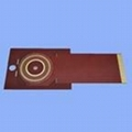RoHS compliant 2 layer PCB