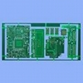 6 layer PCB for telecommunications  1