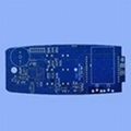 RoHS compliant 2 layer PCB for test and