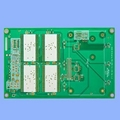 Double-side PCB with IPC-Class 3